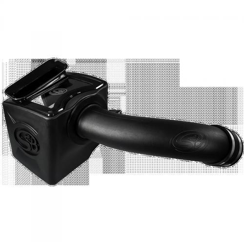S&B 75-5103D Cold Air Intake w/Dry Filter | 17-19 GM 6.6L Duramax L5P