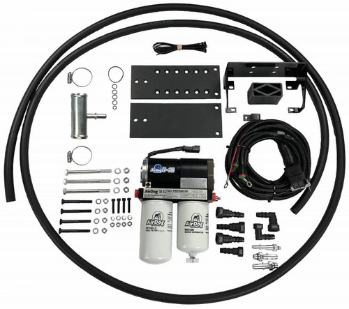 AirDog II-4G A6SPBD253 100 GPH Lift Pump W/O In Tank Fuel Pump | 98.5-04 Dodge 5.9L Cummins 24V