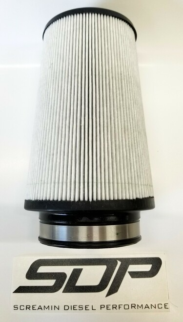 "4"" Intake Replacement Air Filter"
