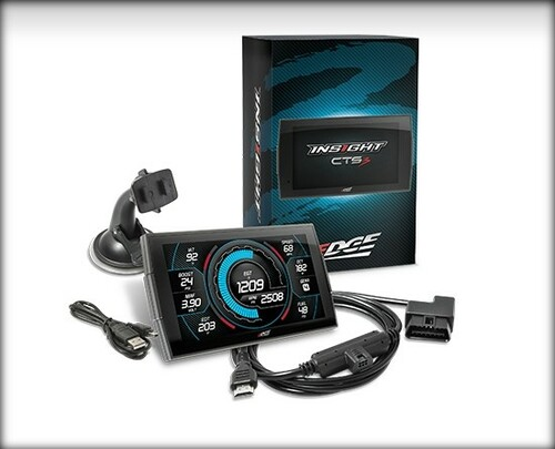 Edge 84130-3 Insight CTS3 Digital Gauge And Monitor