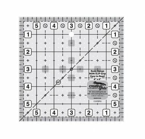 Creative Grids Basic Range 6IN Square