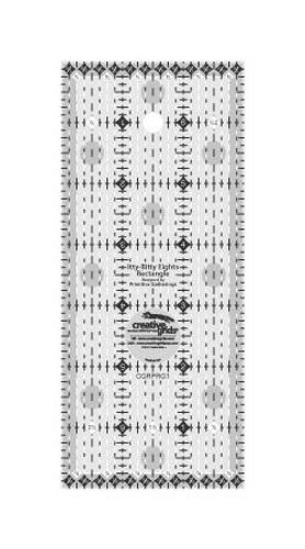 Creative Grids Itty-Bitty Eights Ruler