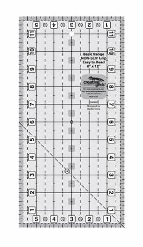 Creative Grids Basic Range 6IN X 12IN Re