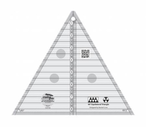 @ Triangle Creative Grids 60 Degree