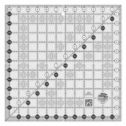 @ Ruler Creative Grids 12.5X12.5 w/