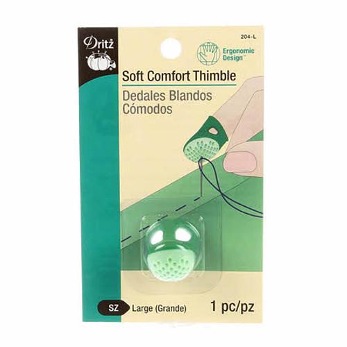 Soft Comfort Thimble Sz.lg
