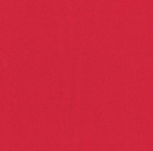 Bella Solids- Scarlet