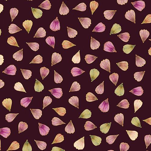 Floral Impressions - Pressed Petals Plum
