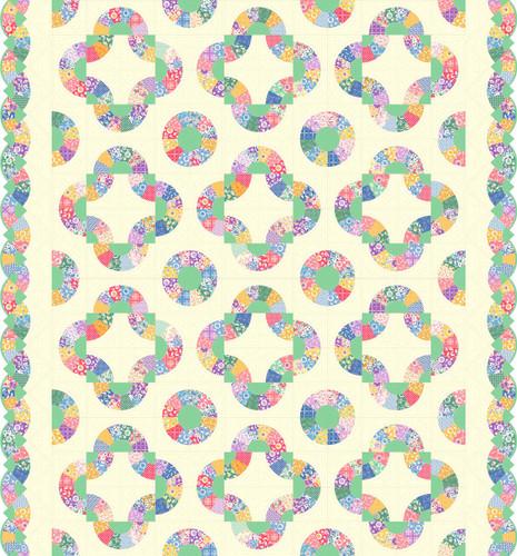 Past Perfect - PrePrinted Quilt Design