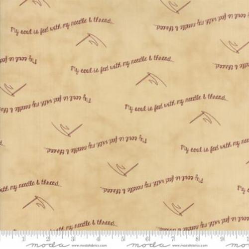 Needle Thread Gatherings - Words