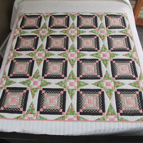 Quilt N' Cuisine Wall Hanging Quilt - 55 by 55