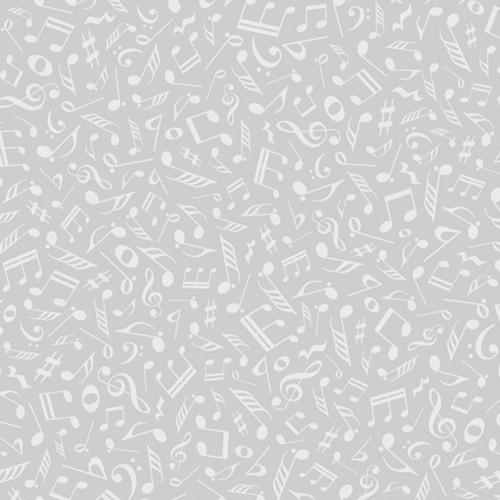 Quilting Illusions - Music Notes