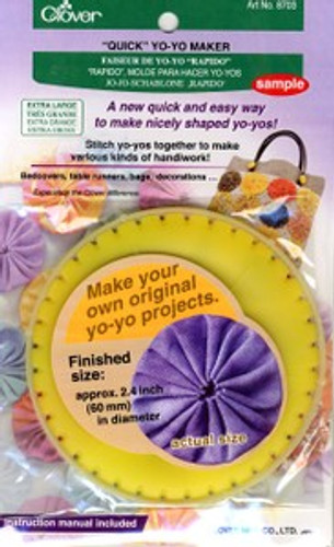 Quick Yo-Yo Maker Extra Large | Helping Hands Quilt Shop in Ohio