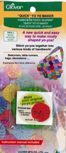 Quick Yo-Yo Maker Small | Helping Hands Quilt Shop in Ohio