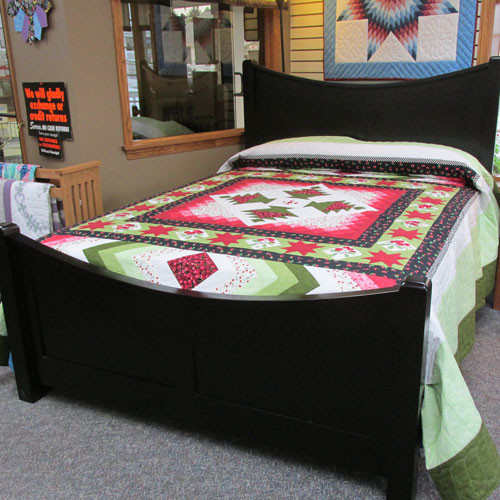 Cherry Delight Quilt - 100 by 114