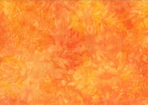 Rock Candy Batiks - Orange
