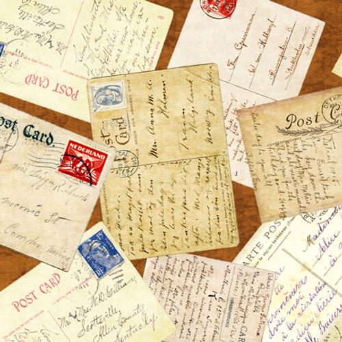 Wanderlust - Postcards