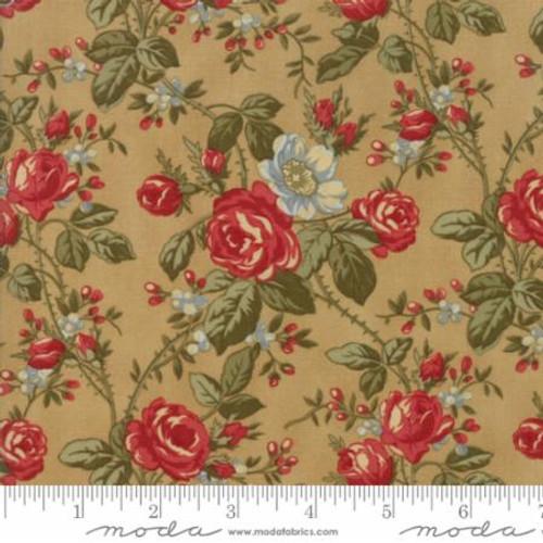 Rosewood - Floral Tan