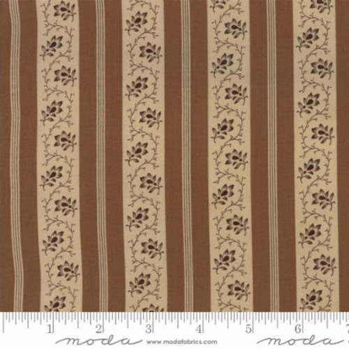 Spice It Up - Stripes Brown