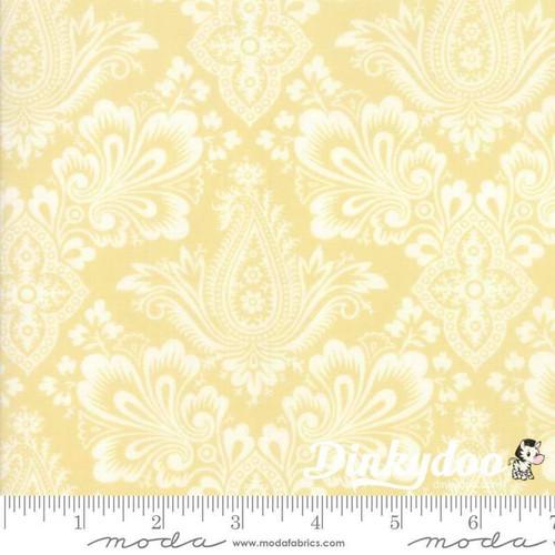 Regency Ballycastle - Paisley Yellow