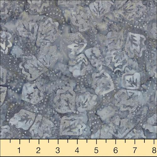 Wilmington Batiks - Blue/Gray Print