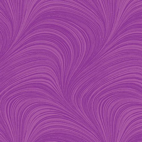 Wave Texture - Orchid
