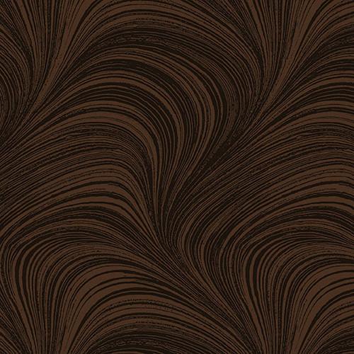 Wave Texture - Chocolate