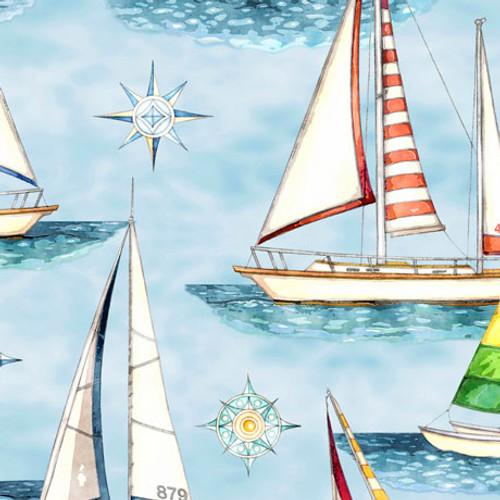 Smooth Sailing - Sailboats