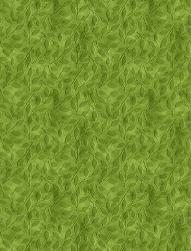 Happy Gatherings - Tonal Leaves Green
