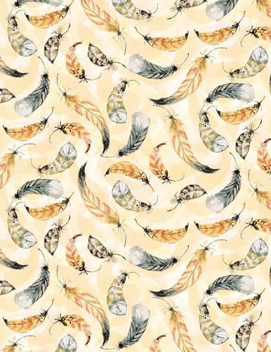 Forest Dance - Feather Toss Cream