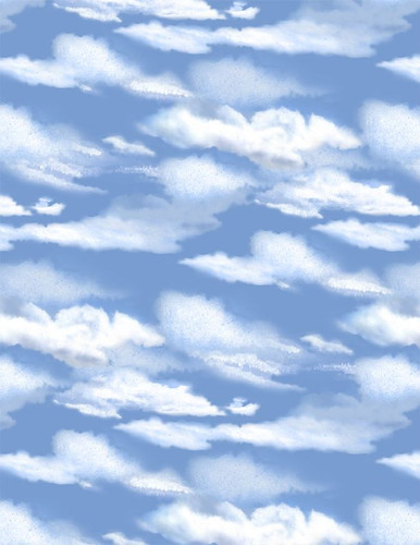 Hidden Valley - Sky Blue