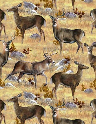 Hidden Valley - Deer Gold