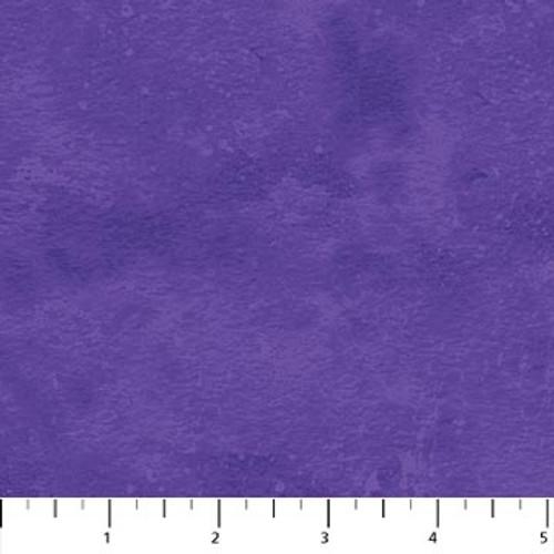 Northcott Toscana Pansy Purple Fabric