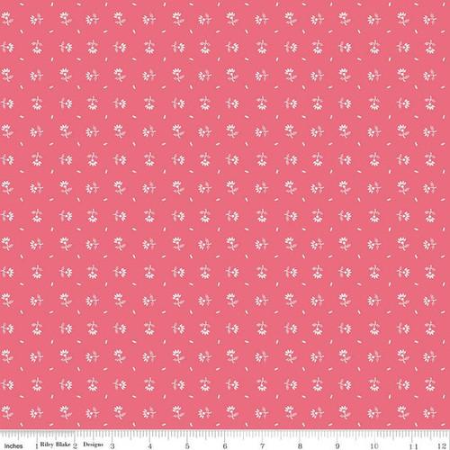 C9694 - Prim Daisy Tea Rose