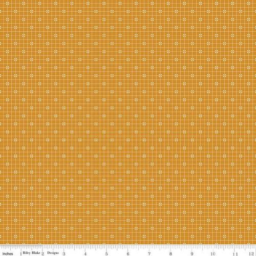 C9701 - Prim Plaid Butterscotch
