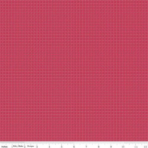 C9703 - Prim Stitches Jazzberry