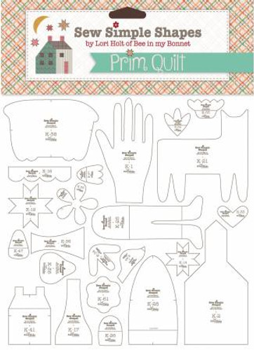 Sew Simple Shapes by Lori Holt