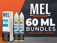 Save Shelf Space with 60 ml MEL Bundles!