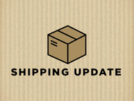 Shipping Update: USPS is Back (For now!)