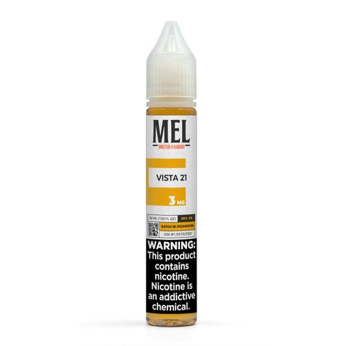 """MEL """"Vista 21"""" Vape Juice"""