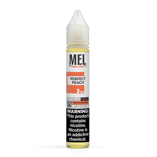 "MEL ""Perfect Peach"" Vape Juice"