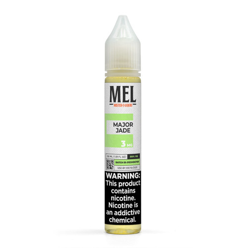 "MEL ""Major Jade"" Vape Juice"