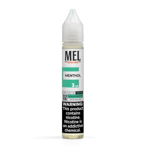 """MEL """"Menthol"""" Vape Juice"""