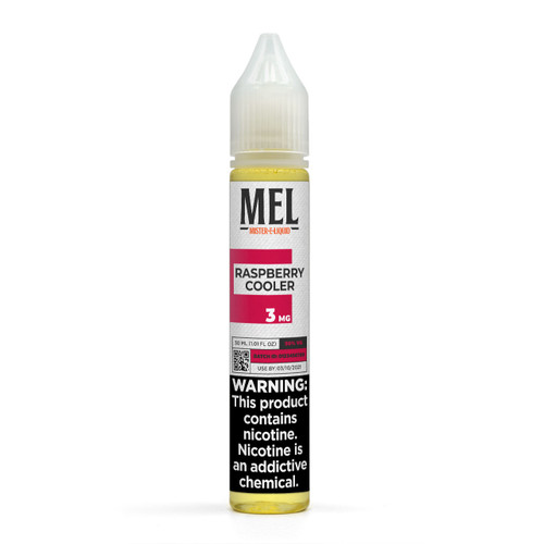 "MEL ""Raspberry Cooler"" Vape Juice"