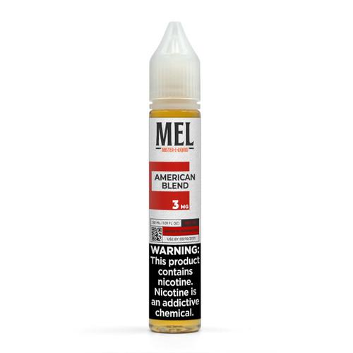 "MEL ""American Blend"" Vape Juice"