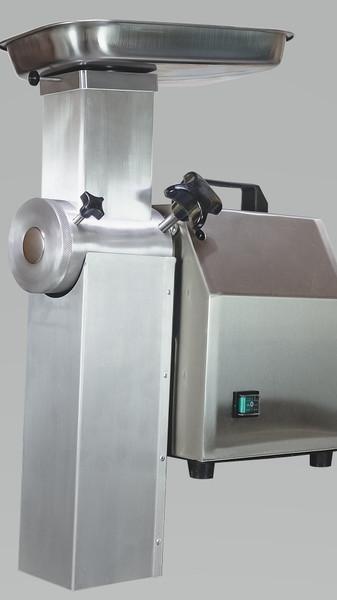 Barrel Chute attachment on the Sensi Pro