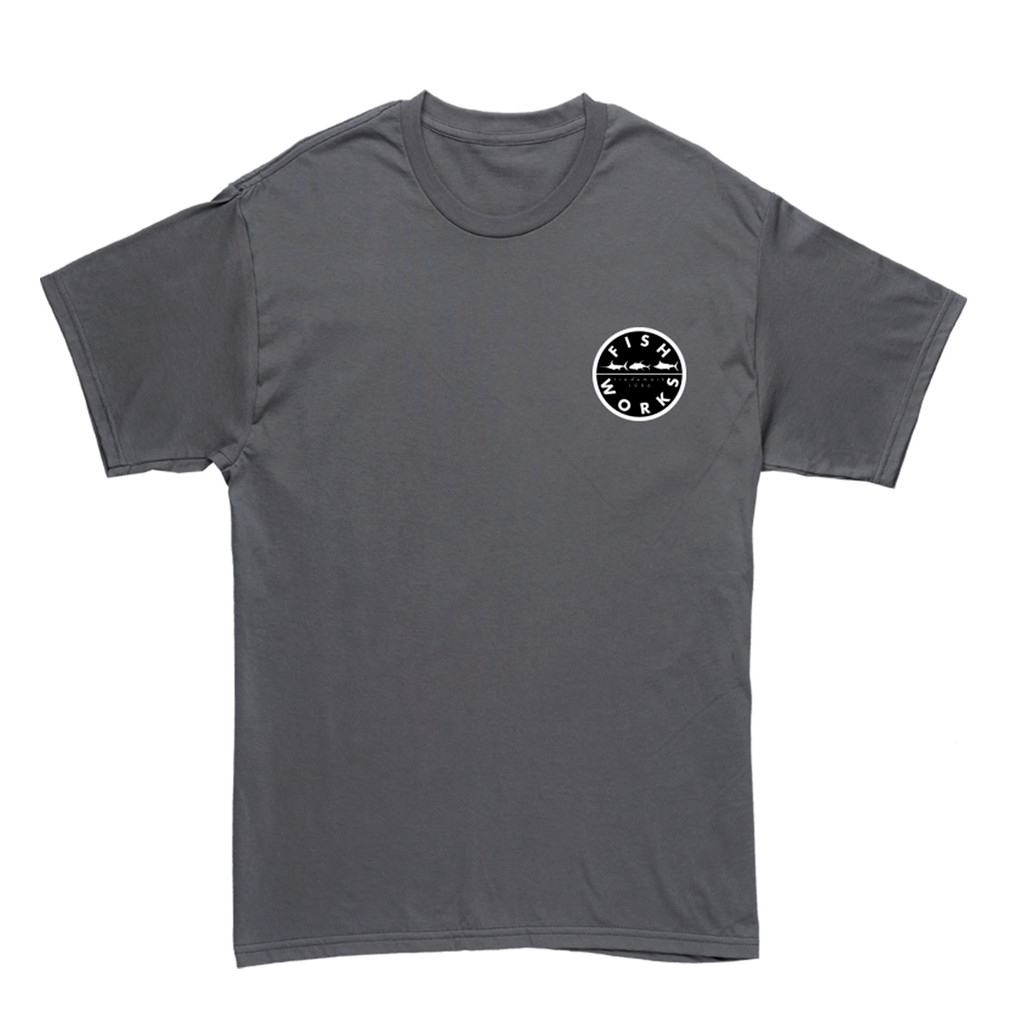 New Original Youth Tee - Charcoal