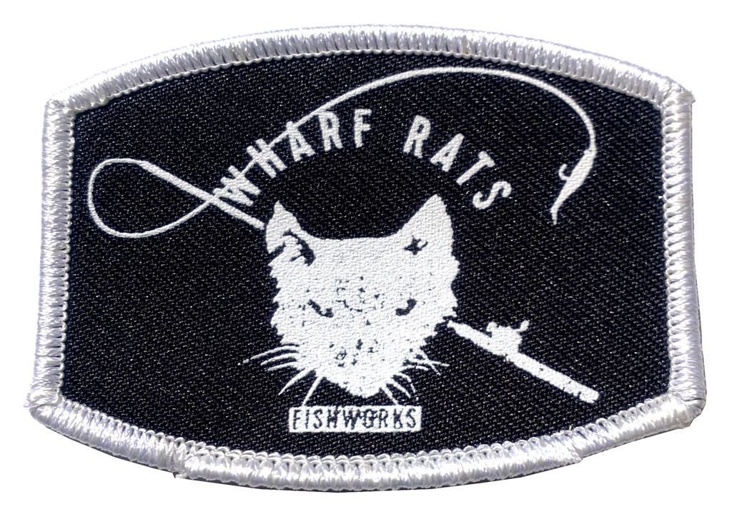 Wharf Rats Patch