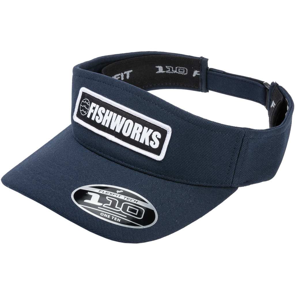 Stretch Visor - Navy