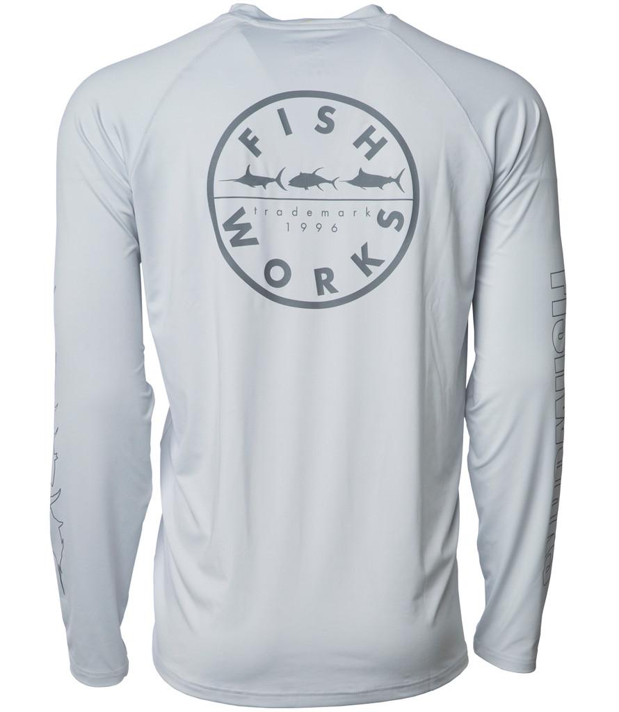New Original Long Sleeve Sunshirt - Light Grey